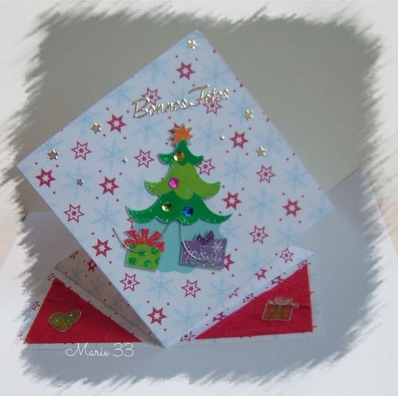 Carte voeux marie 2014
