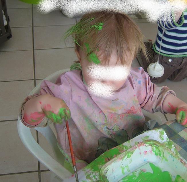 Pupuce peinture cheveux