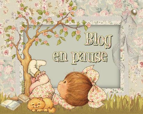 Blog pause printemps