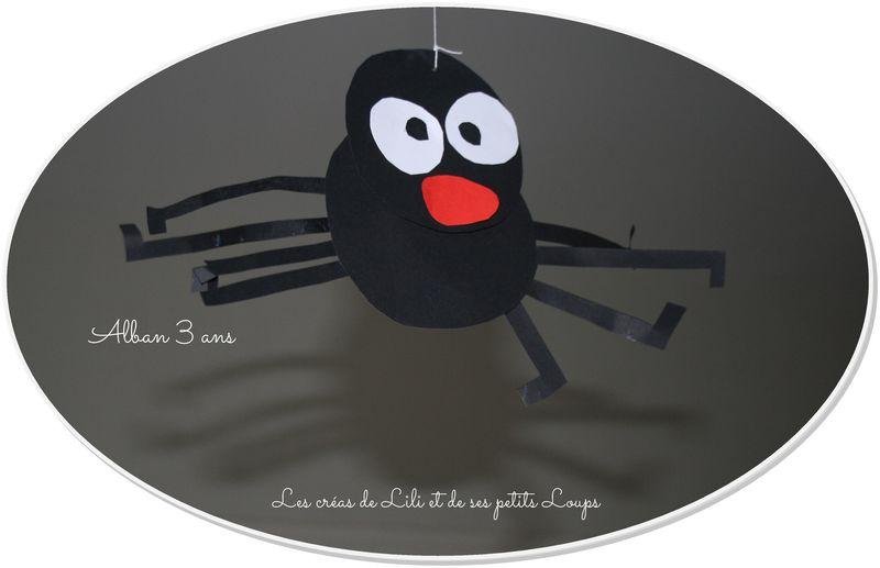 L'araignée d'alban