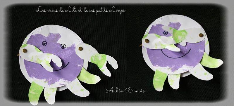 Le crabe d'aubin