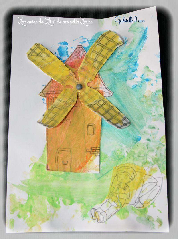 Le moulin qui tourne de gabrielle