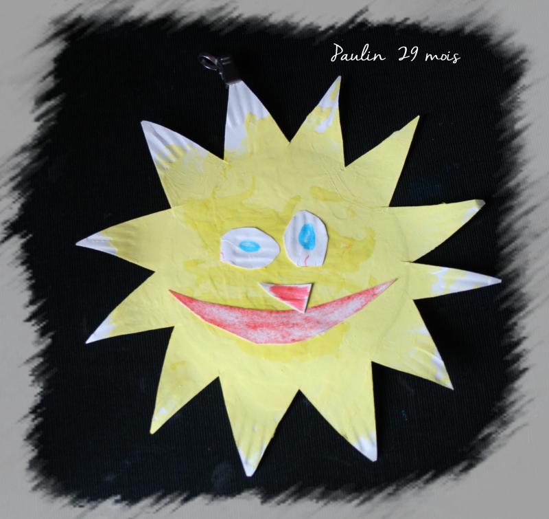 Soleil  de paulin