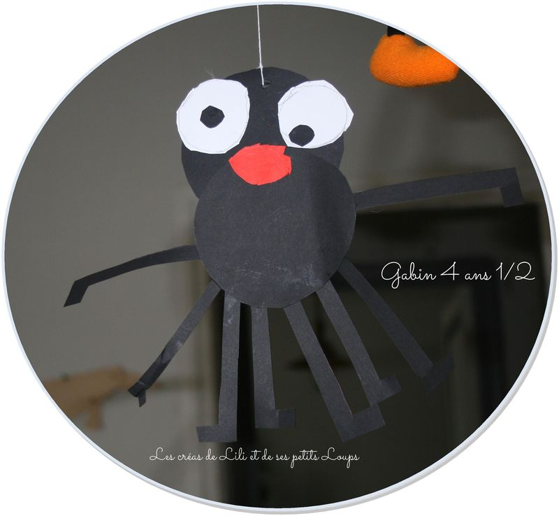 L'araignee de gabin