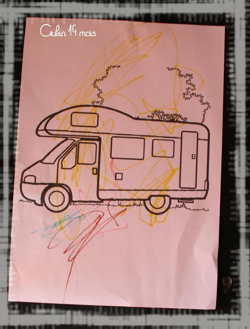 Camping car aubin