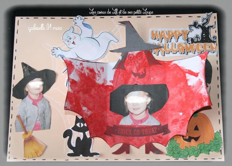 Tableau halloween sorciere  ouverte gabrielle 2015 - Copie