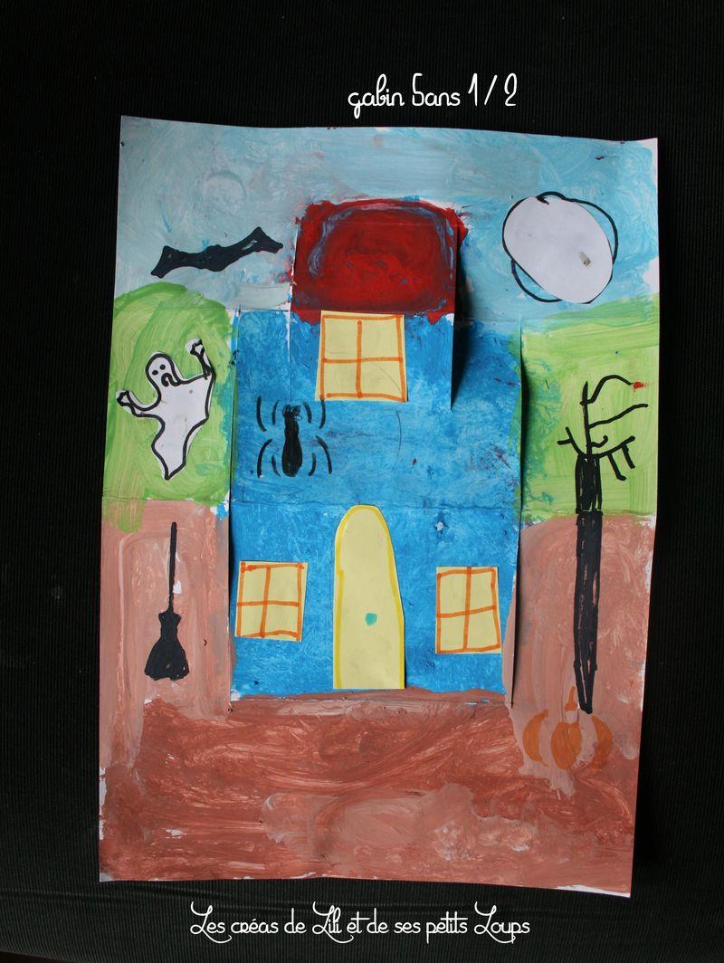La maison hantée gabin