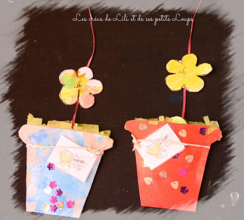 Cadeau fete maman 1 fleur