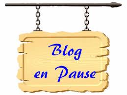 Blog en pause 1