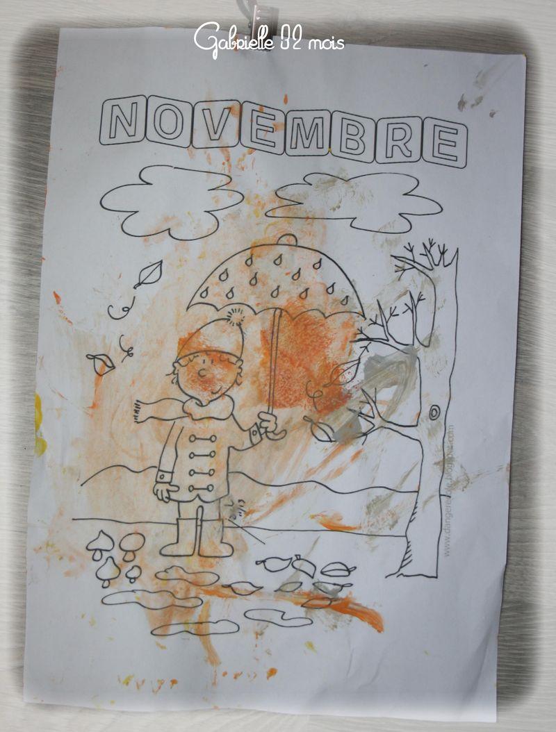 Novembre gabrielle