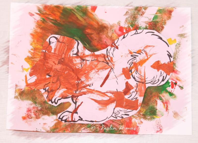 Ecureuil paulin