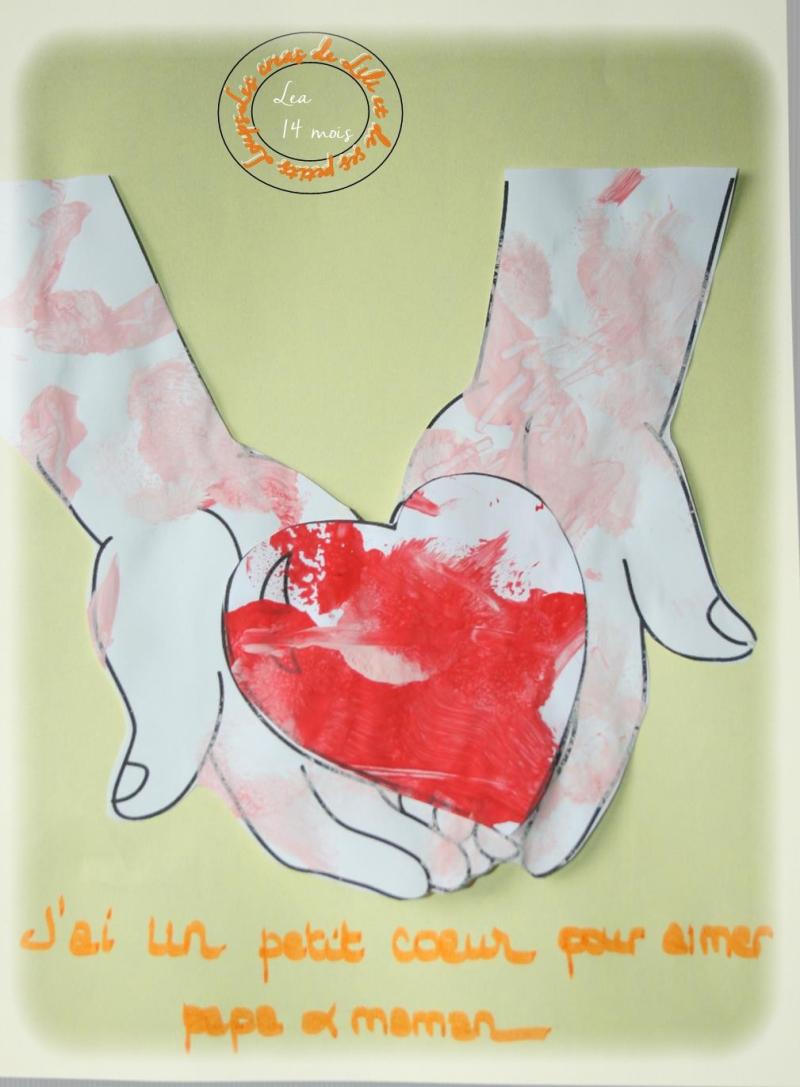 Main coeur st valentin  lea