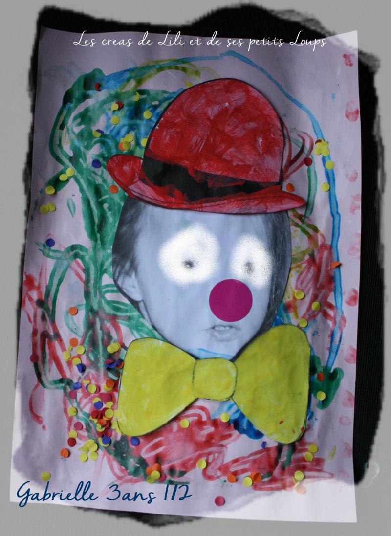 Mes 4 billes de clowns