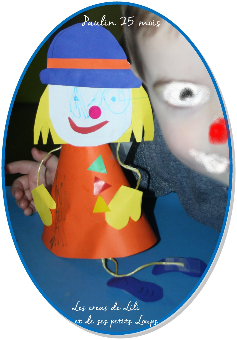 Les clowns cones